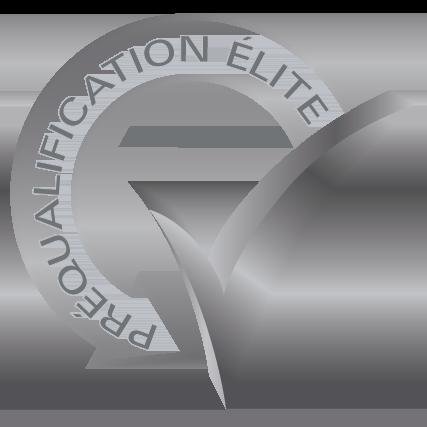 Logo Préqualification Élite